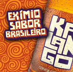 cervejaria kalango - brasileiripa- ESB - Exímio sabor brasileiro - pale ale - cerveja artesanal