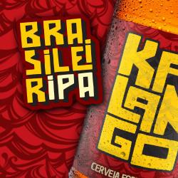 cervejaria kalango - brasileiripa- ipa - india pale ale - cerveja artesanal